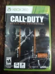 Call Of Duty Black Ops Collection Xbox 360 1,2,3 Mídia física