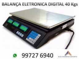 Balança eletrônica digital 30 kgs. Novas na caixa
