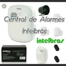 Central de Alarme Intelbrás ANM 2004MF
