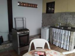 Suite mobiliada