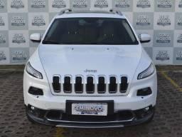 JEEP CHEROKEE 3.2 LIMITED 4X4 V6 24V GASOLINA 4P AUTOMÁTICO