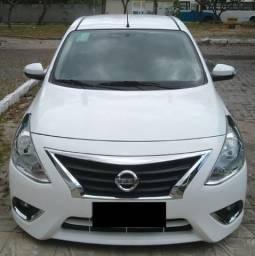 Nissan Versa SL 1.6 2018 - Única dona! - 2018