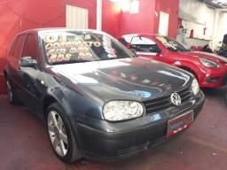VOLKSWAGEN GOLF 2001/2001 2.0 MI 8V GASOLINA 4P MANUAL - 2001