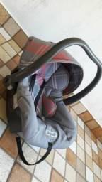 Bebê conforto com alça giratória
