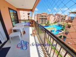 Apartamento no Porto das dunas mobiliado Bervely Hills Residence