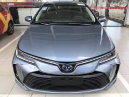 Toyota Corolla Altis Hybrid 1.8 Flex 20/21 Lince Toyota Flamboyant