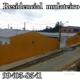 Casas 2 Qts c suite Residencial fechado 80 mil