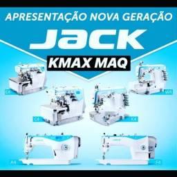 Título do anúncio: Revendedor Autorizado J*A*C*K* Máquinas de Costura em 24X* para Pronta Entrega!