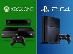 Aluguel de Xbox One ou PS4 comprar usado  Rio de Janeiro