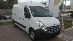 Renault Master R$ 118.990,00 zero km - 2019