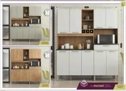 Cozinha kit merlot
