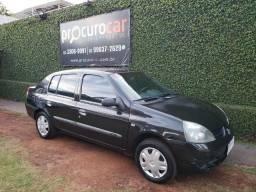"""Clio Sedan 06/07 1.0 """""""""""" Super Promoção """""""""""""""" - 2007"""