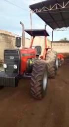 Trator agrícola massey ferguson 296