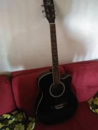 Vendo violão Phoenix eletrônico