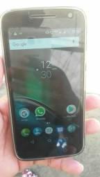 Vendo MotoG 4 play com TV digital em perfeito estado