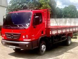Caminhão Mercedes 815, Ótimo estado, seminovo, selado - 2015