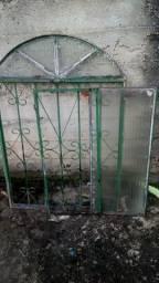 Vendo duas janelas de ferro comprar usado  Manaus