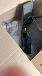 Ponteira Para-Choque Traseiro Toyota Hilux Polaina Aço Cromado - Lado Direito