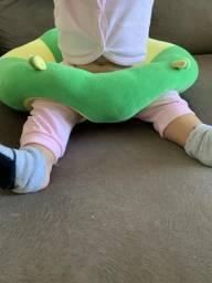 Almofada para bebês sentarem