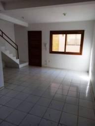 Linda casa 02 dormitórios em condomínio fechado, Rondônia, Novo Hamburgo