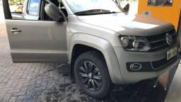 Vendo Amarok highline CD aut. 4x4 diesel - 2014
