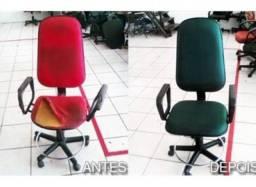 Reforma De Cadeiras Para Escritório
