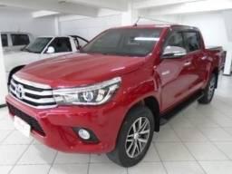 Toyota hilux srx 2.8 4x4 ano 2018 - 2018