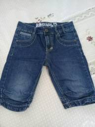 Bermuda Jeans - Menino