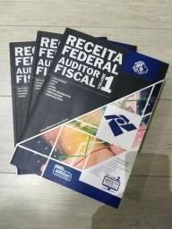 Vendo Combo Completo Auditor Fiscal da Receita Federal - Alfacon Aceito Propostas