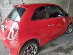 Fiat 500 sport - 2012