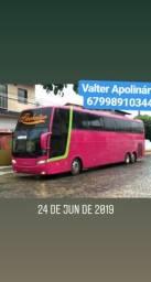 Volvo b12 Ônibus