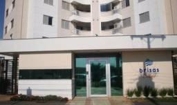 Apartamento Mobiliado e Decorado no Edifício Brisas Soleil