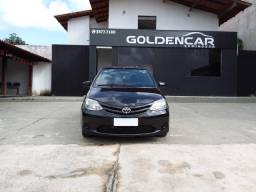 Toyota Etios XS 1.5 FLEX Mec - 2014