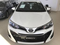 Yaris Hatch XLS 1.5 Automático 2020/2021 Lince Toyota Flamboyant