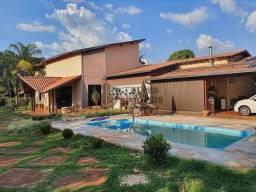 Casa de condomínio à venda com 3 dormitórios em Parque planalto, Araraquara cod:A122