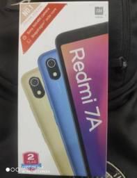 Preço imbatível. REDMI 7A da Xiaomi. Novo lacrado com garantia e entrega imediata