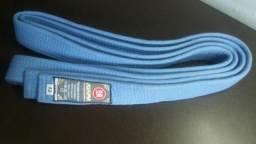 Faixa azul atama Jiu Jitsu A3 comprar usado  Belem