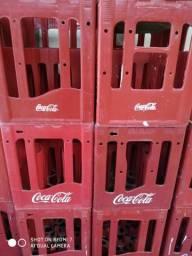Grades retornável de coca cola 2 litros, só as grades, usado comprar usado  Paulista
