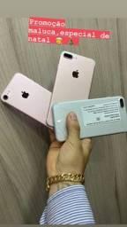 iPhone 7 rose 32gb com garantia loja física
