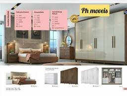 Guarda roupa robust 100% mdf *