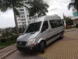 Van Sprinter Executiva Teto Alto Mercedes 415 Cdi - Único dono- 2014 comprar usado  Manaus