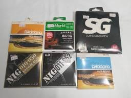 Encordoamento: Violão, Guitarra, Cavaquinho e Contra-baixo comprar usado  Niterói