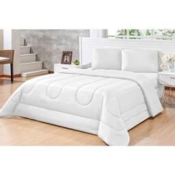 Usado, Edredom Casal Padrão Dubai manta alta - microfibra - super macio e grosso - cor branco comprar usado  São Paulo