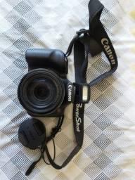 Câmera fotográfica Canon semi profissional