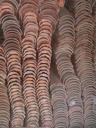 Vendo 700 telhas de biko