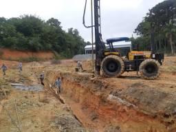 Perfuratriz de solo para construção
