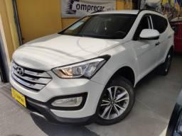 Santa Fe 3.3 V6 Branco 2015 - 5 Lugares