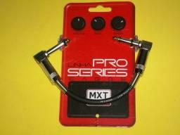 Cabo para pedal plug P10 mono Proseries 5mm 15cm R$26,50