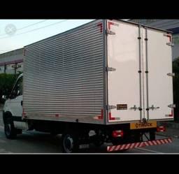 Título do anúncio: Frete bau frete caminhão jshs