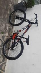 Bicicleta vikingx tuff 25 com nota e revisão